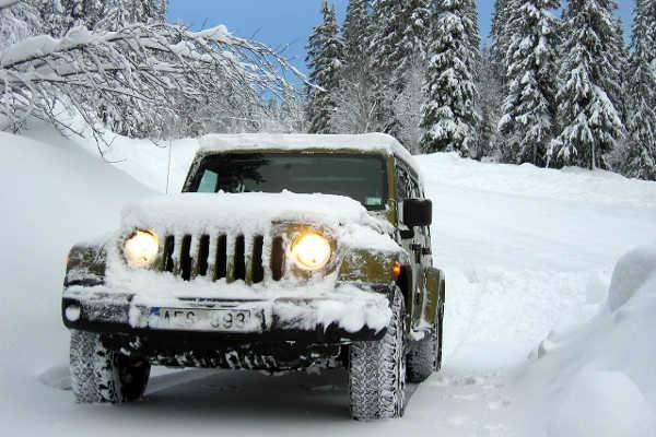 Ratgeber Sicher durch Eis und Schnee