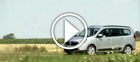 Dacia Lodgy 1.5 dCi 110 FAP im ADAC-Test
