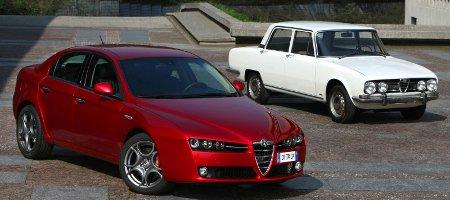 Alfa Romeo 159 Limousine