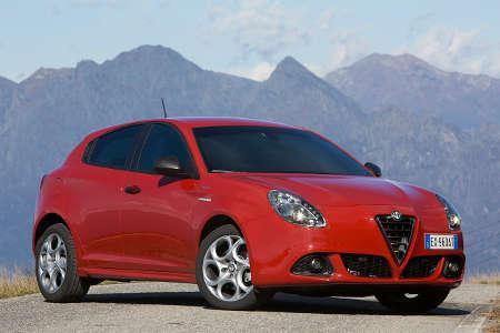 Alfa Romeo Giulietta Sprint Turbo