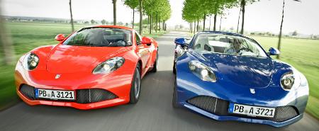 Artega GT 2010