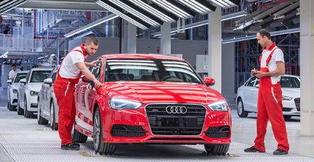 Produktionsstart Audi A3 Limousine