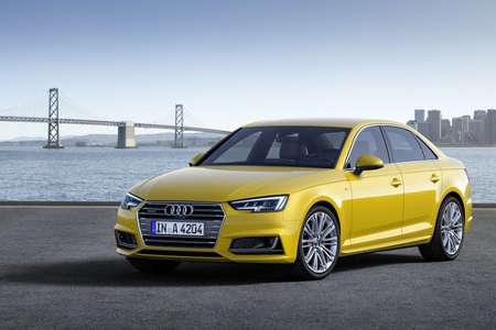 Audi A4 B9 2015