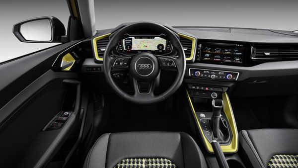 Audi A1 2019 Interieur
