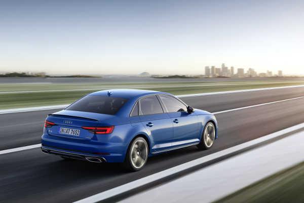 Audi A4 2019 Neue Stossfanger Neue Ausstattung Auto Und Motors De