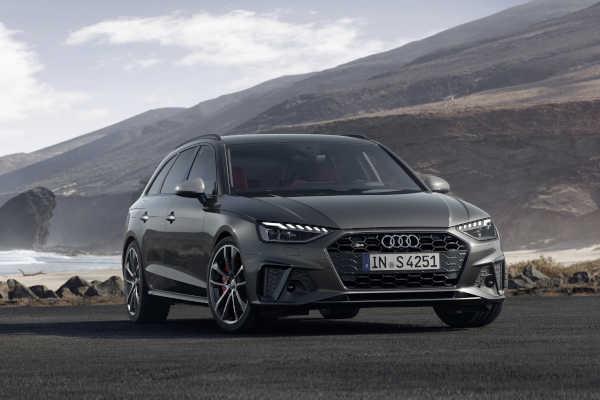 Audi A4 Avant Facelift 2020