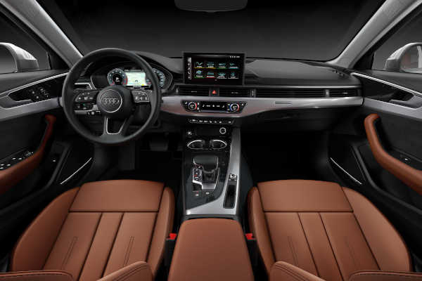 Audi A4 Facelift 2020 Interieur