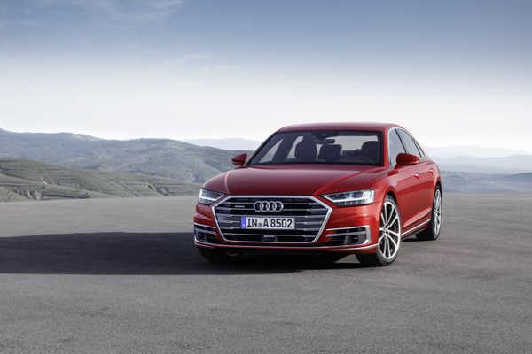Audi A8 D5 2017