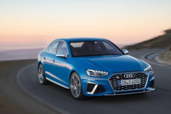 Audi S4 Facelift 2020