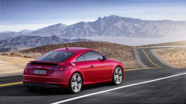 Audi TT 2018 Facelift