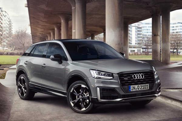 Audi Q2 Edition #1 2016