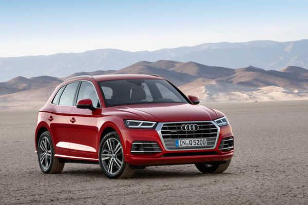 Audi Q5 II 2017