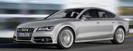 Audi S7 Sportback 2012
