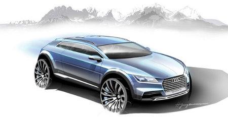 Audi Showcar NAIAS 2014