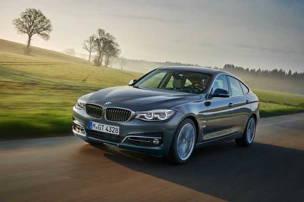 BMW 3er Gran Turismo 2016