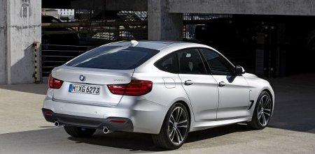 BMW 3er Gran Turismo mit M-Sportpaket
