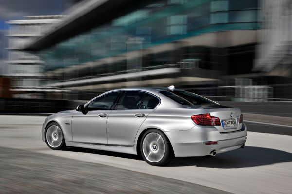 BMW 5er Limousine 2016