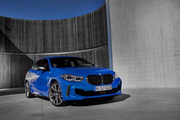 BMW 1er F40 2019