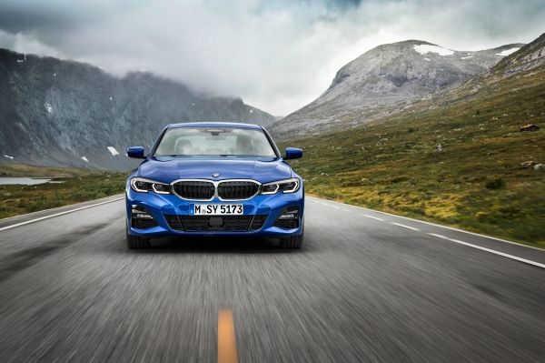 BMW 3er G20 2019