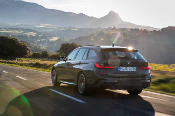 BMW 3er Touring G21 2019