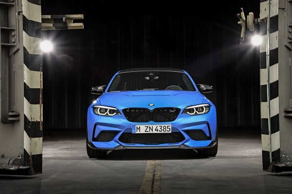 BMW M2 CS 2019