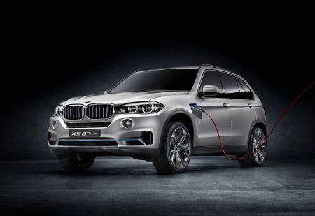 BMW Concept X5 eDrive Plug-in-Hybrid