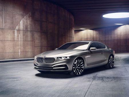BMW Gran-Lusso Coupé 2013