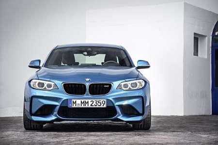 BMW M2 Coupé 2015