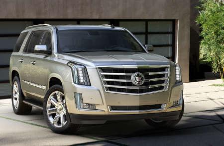 Cadillac Escalade IV 2014