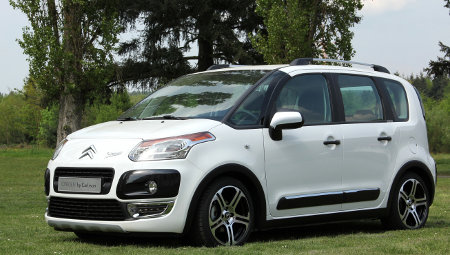Citroen C3 Picasso by Carlsson