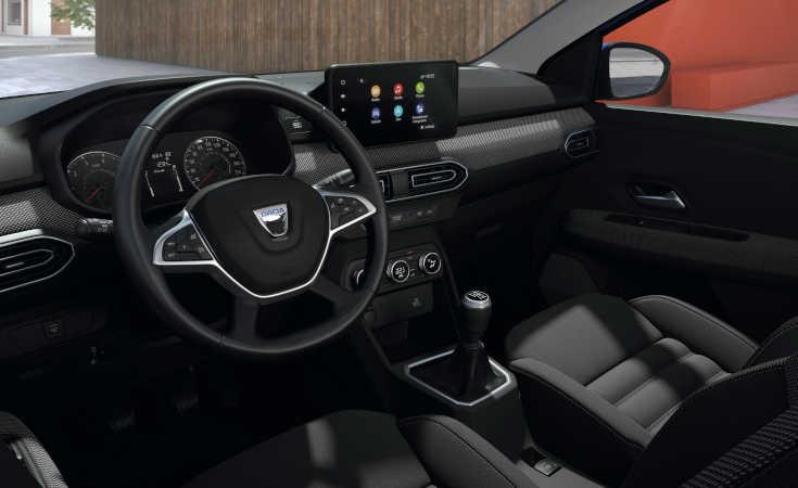 Dacia Sandero III (2021) Cockpit