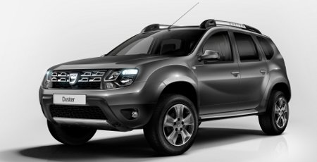 Dacia Duster Facelift 2013