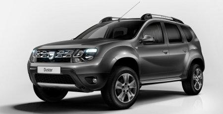 Dacia Duster Facelift 2013