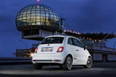 Fiat New 500 2016