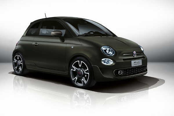 fiat 500s neue sportversion startet bei euro auto und motors de. Black Bedroom Furniture Sets. Home Design Ideas