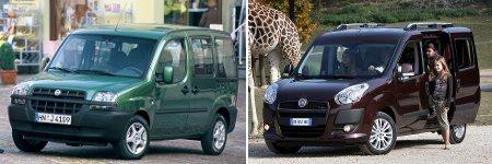 Fiat Doblo I und II