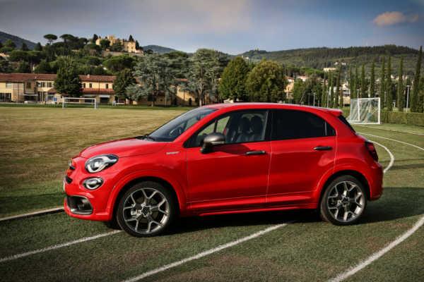 Fiat 500X Sport 2019