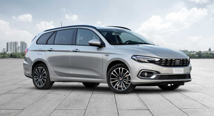 Fiat Tipo 2021 Facelift