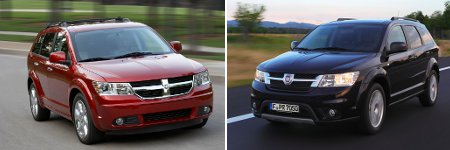 Dodge Journey & Fiat Freemont