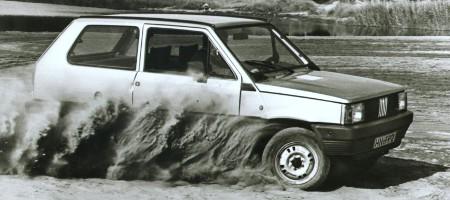 Fiat Panda 4x4 Typ 141