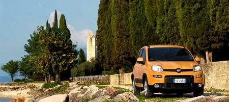 Fiat Panda Trekking 2012