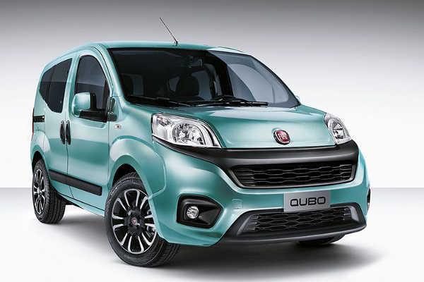 Fiat New Qubo 2016