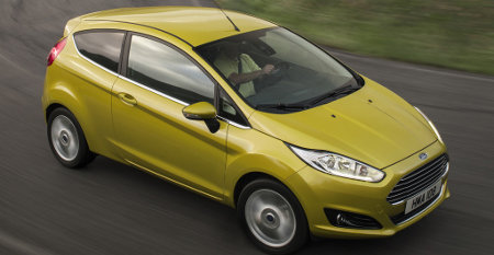 Ford Fiesta Sync Edition 2013