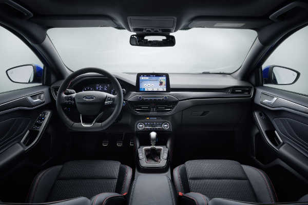 Ford Focus IV (2019) Interieur