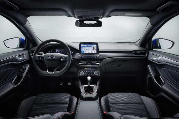 Ford Focus IV (2019) Interieur