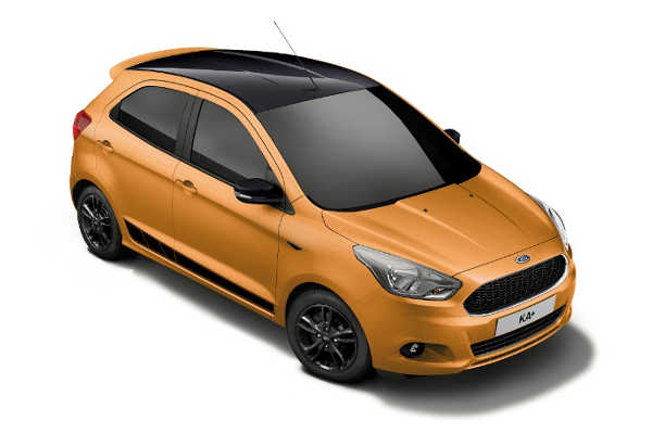 Ford Ka Black Edition 2017