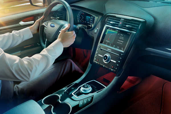 Ford Mondeo Facelift 2019 Interieur