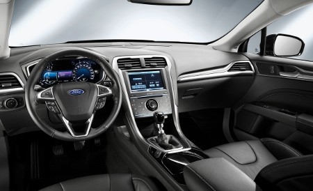 Ford Mondeo 2013 Cockpit
