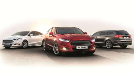 Ford Mondeo V 2014