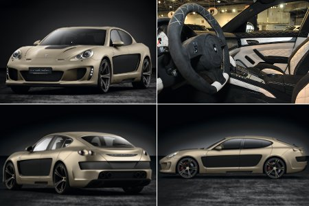 porsche tuning gemballa baut panamera zum mistrale um. Black Bedroom Furniture Sets. Home Design Ideas
